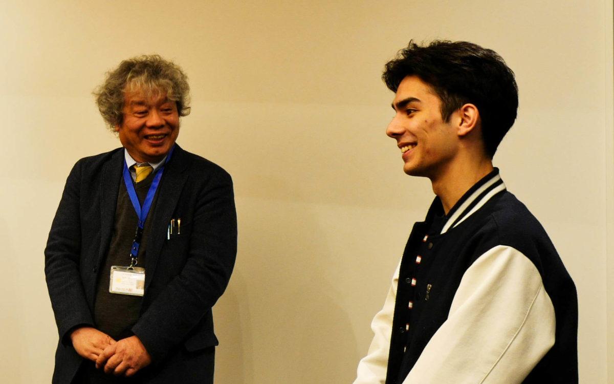 National Kosen English Presentation Contest Sendoff