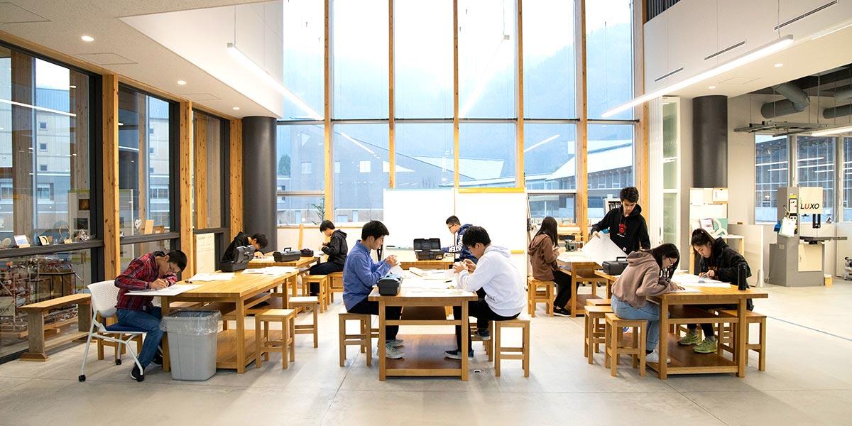 国際高専学校見学会・サマースクール